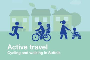 Active Travel in Suffolk