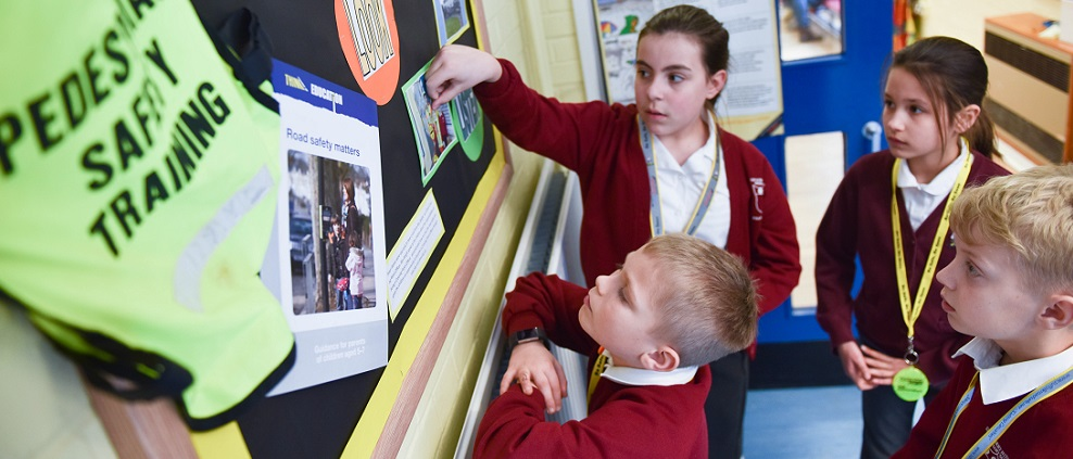Road Safety education in school