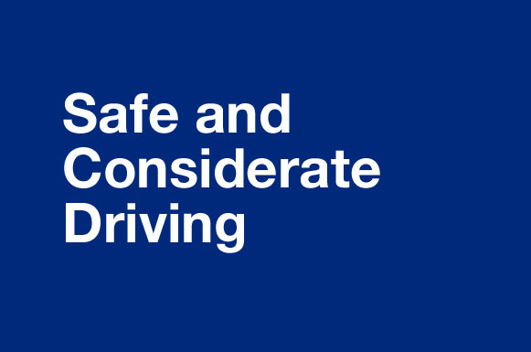 Safe and Considerate Driving Course